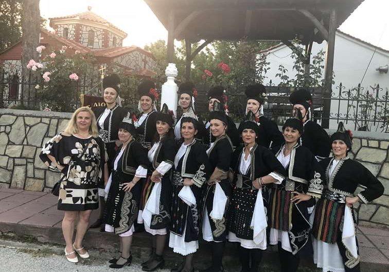 Στο Παμμακεδονικό Αντάμωμα ο Σύλλογος Γυναικών Τσαριτσάνης