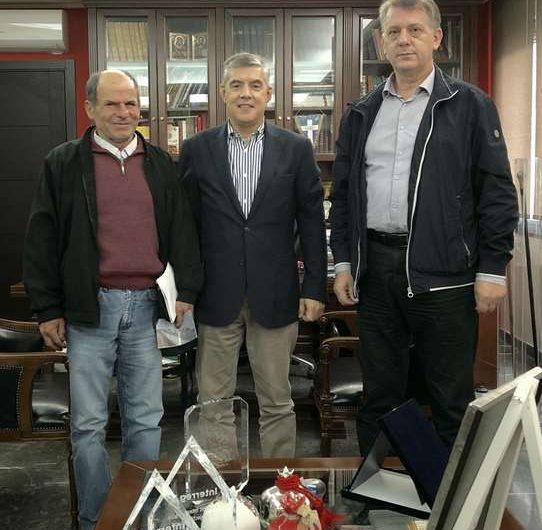 Εργασίες συντήρησης του δρόμου Γεράνεια – Κοκκινόγη από την Περιφέρεια Θεσσαλίας