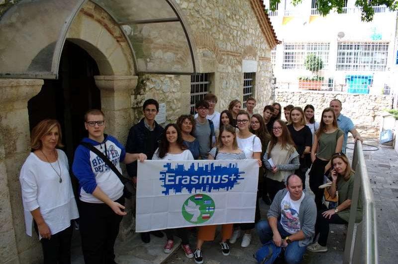 Παιδαγωγική ομάδα από την Πολωνία στο 1ο Γενικό Λύκειο Ελασσόνας