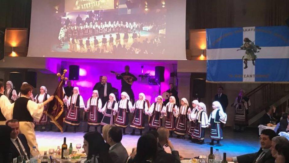 Στην εκδήλωση του Συνδέσμου Σαρακατσαναίων Λάρισας ο Γ. Κατσιαντώνης