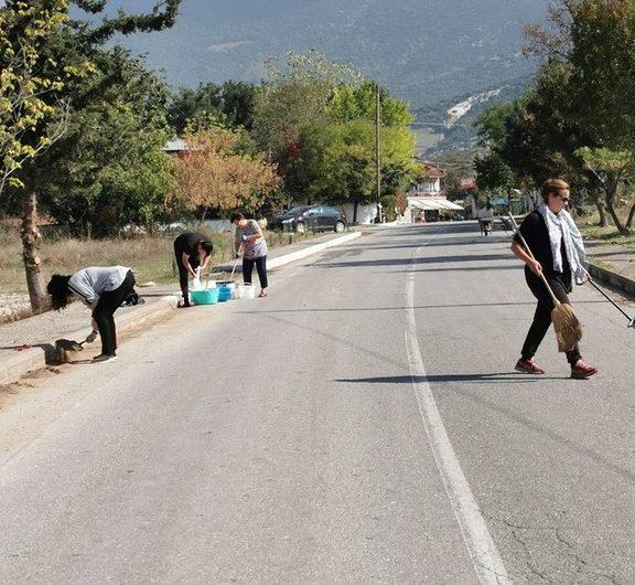Ν. Γάτσας: «Συγχαρητήρια για τις εθελοντικές δράσεις στο Πύθιο και τη Βαλανίδα»